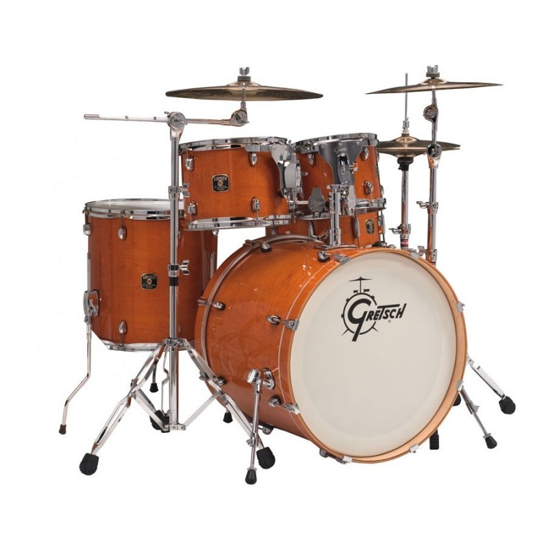 Bateria GRETSCH Catalina Maple Amber