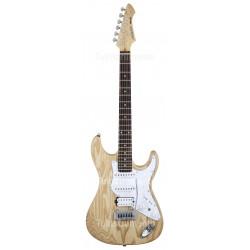 Guitarra Aria 714 ASH tremolo wilkinson