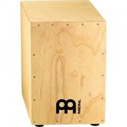 Cajon Meinl Headliner madera white ash c/bordona