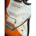 Guitarra Aria 714 Serie Tremolo Sunburst3