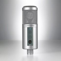 Microfono USB condenser cardioide