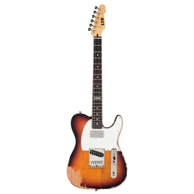 Guitarra ESP TE TE202-3TB