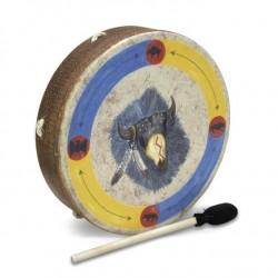 Buffalo Drum 14