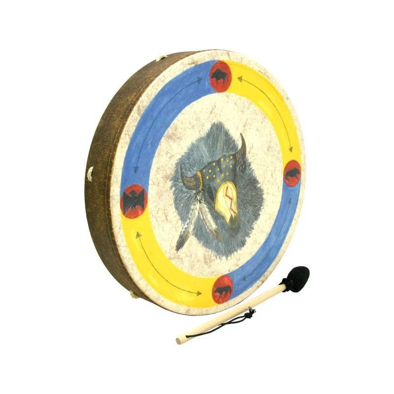 Buffalo Drum 22