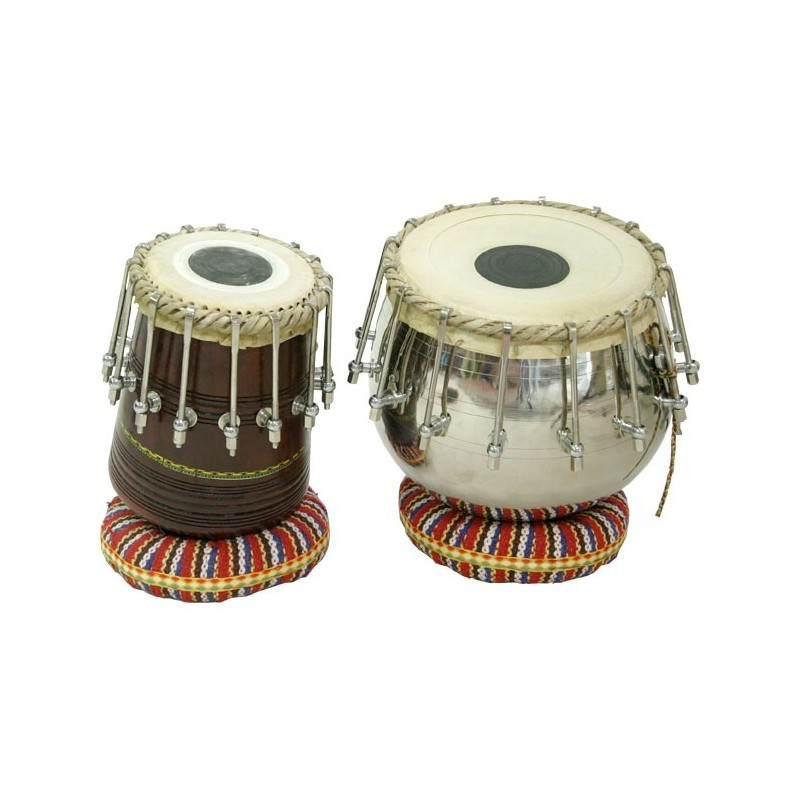 Tabla Set Profesional 16 Bolt Tuning