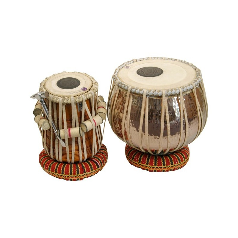 Tabla Set Profesional Bayan de Cobre
