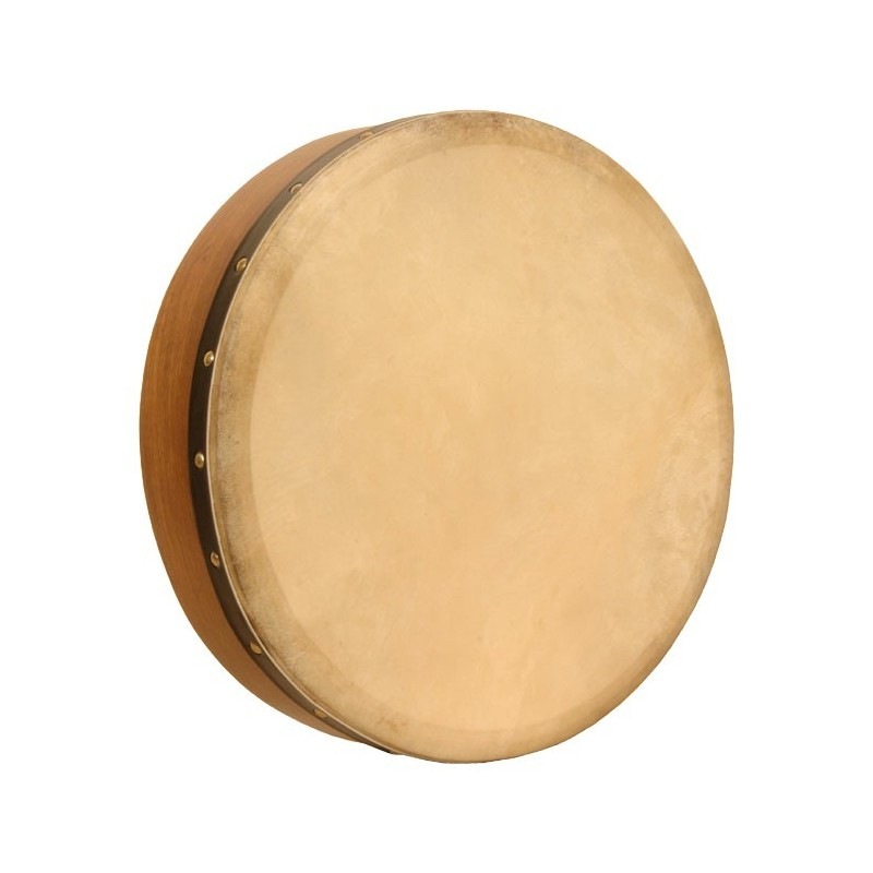 Bodhran, Fixed Head