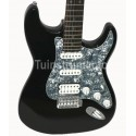Guitarra Aria STG 004 DX black cerca