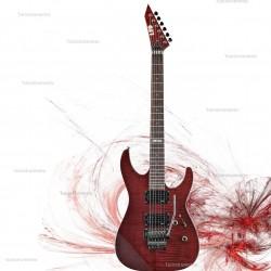 Guitarra ESP Linea M100FM