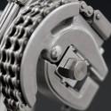 Gibraltar Pedal 9711GS Cadena Doble 8