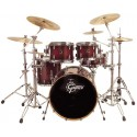 Bateria Gretsch RENOWN MAPLE 5 cuerpos Cherry Burst (CB)
