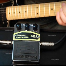 Pedal Rocktron REACTION COMPRESSOR Tuinstrumento