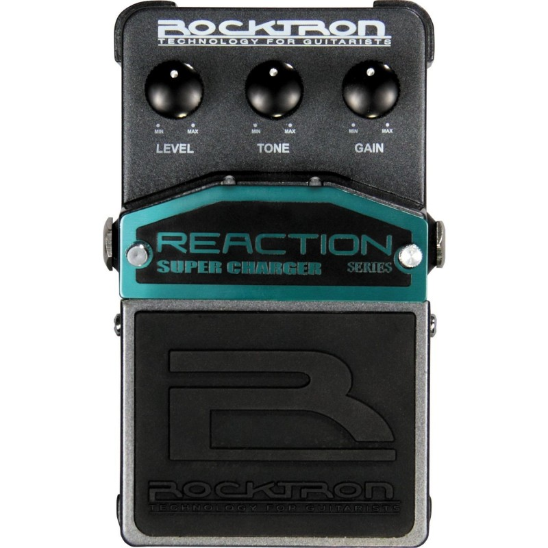 Pedal Rocktron REACTION SUPER CHARGER