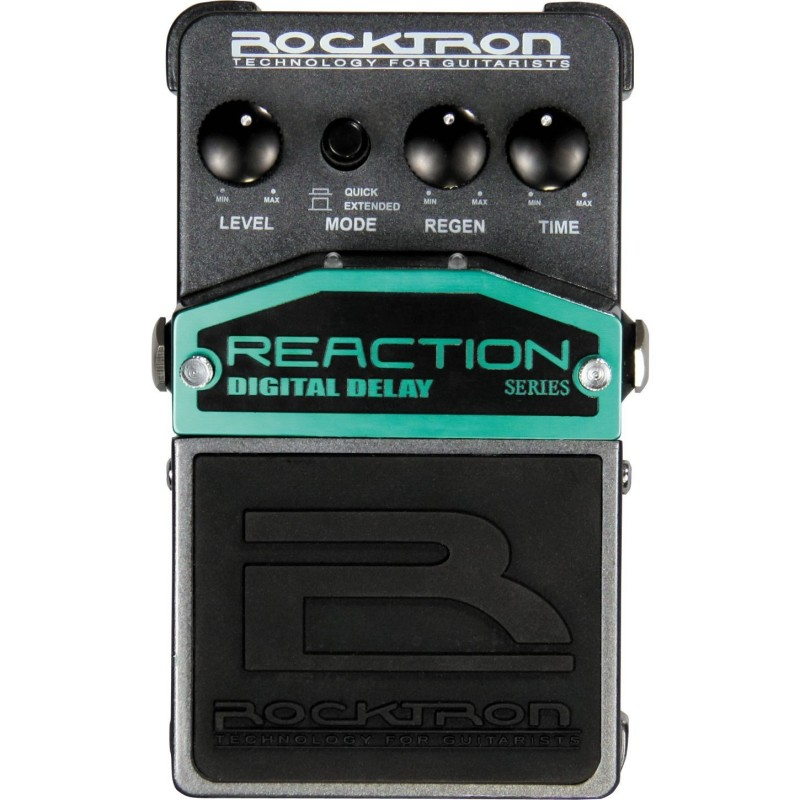 Pedal Rocktron REACTION DIGITAL DELAY
