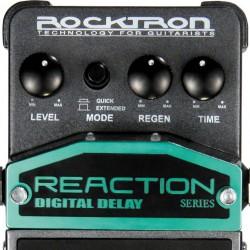 Pedal Rocktron REACTION DIGITAL DELAY2