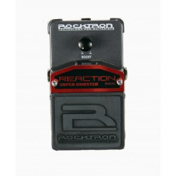 Pedal Rocktron REACTION SUPER BOOSTER