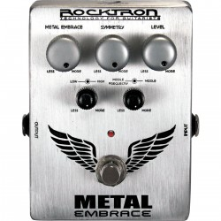 Pedal Rocktron Boutique METAL EMBRACE