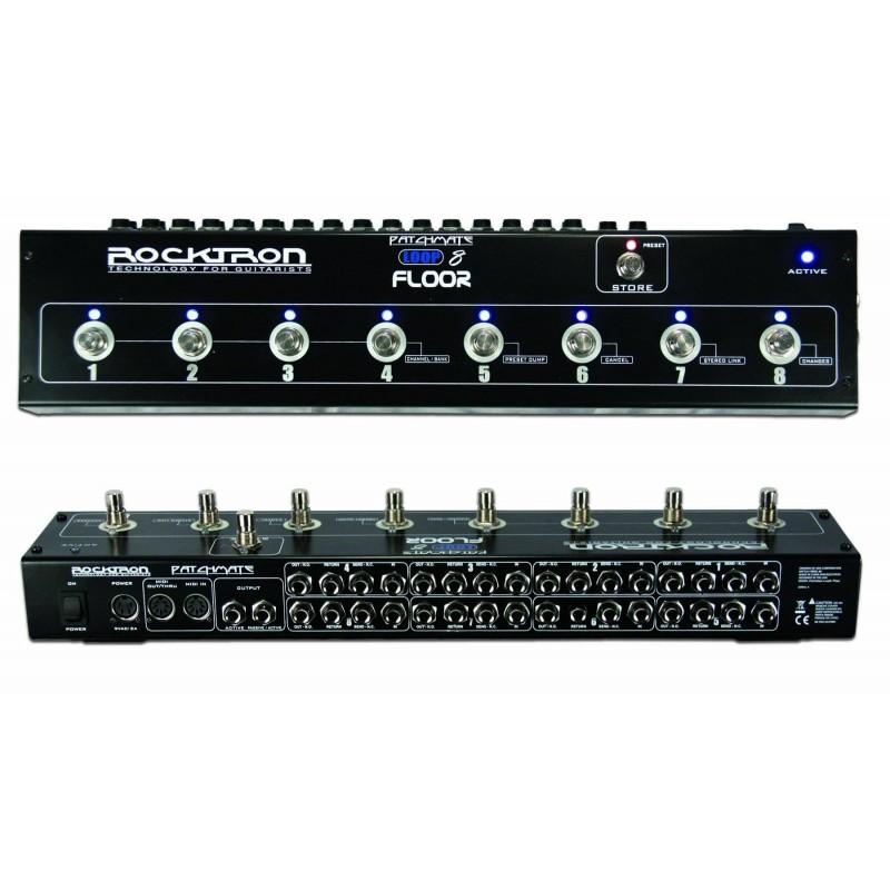Controlador Rocktron PatchMate FLOOR 8
