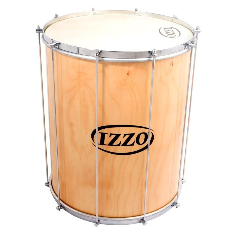 "Surdo IZZO 22"" Madera doble tension"