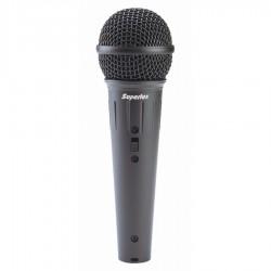 Microfono Superlux Dinamico, Super Cardiode