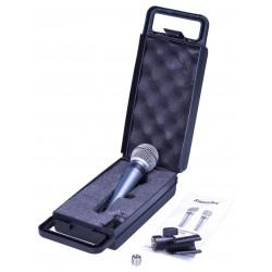 Micrófono Superlux PRO-248 Dinamico c Estuche y Pipeta