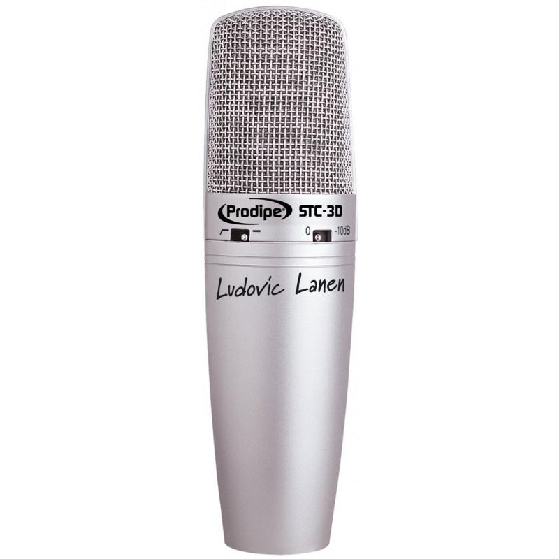 Microfono Prodipe STC-3D Microfono Studio+Hard Case+Shock Mount MultiPatron