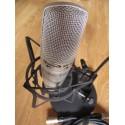 Microfono Prodipe STC-3D Microfono Studio+Hard Case