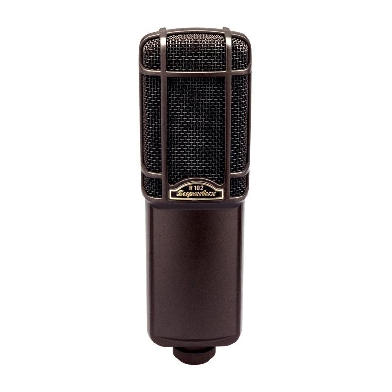 Microfono de cinta clasico