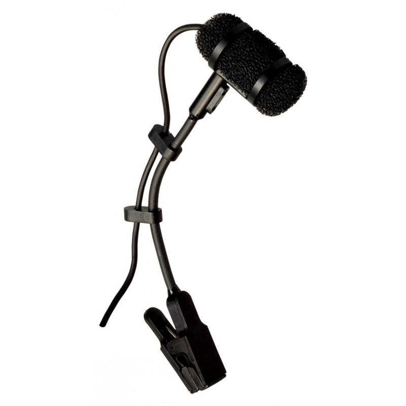 Microfono Condenser, C/Phanton Power Incluido