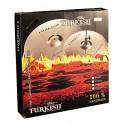 "Set turkish Moderate 14""Hi Hat +16""Cr.+ Funda caja"