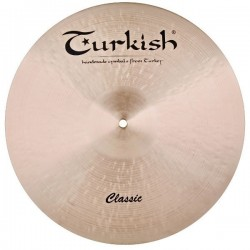"Crash Turkish Classic 16"" Medium"