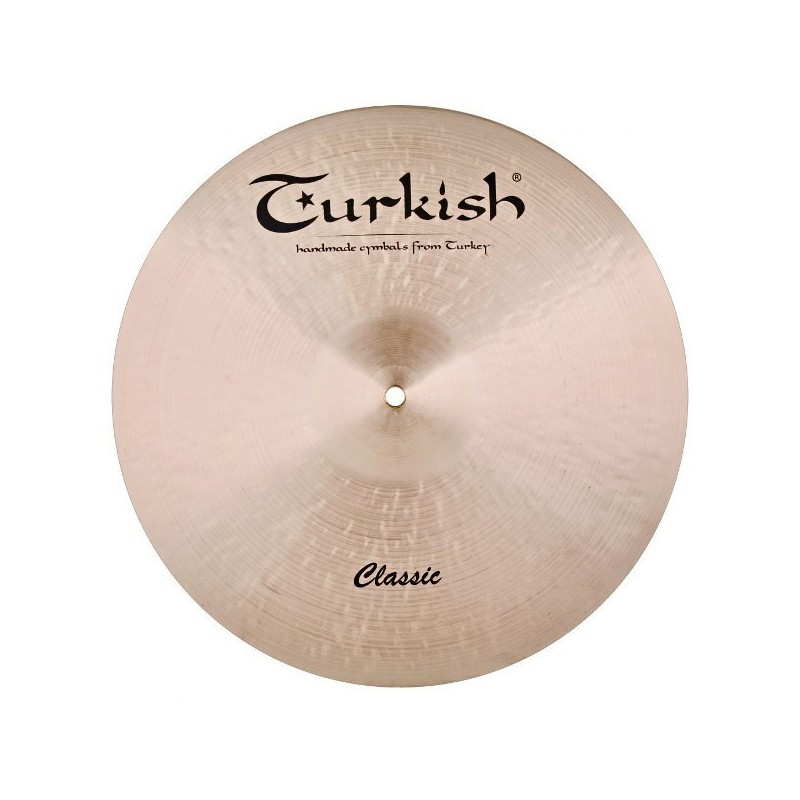 Crash Turkish Medium 16""