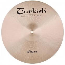 """Crash Turkish 17"""" Classic Medium Thin"""