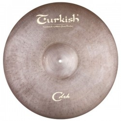 """Crash 18"""" Turkish 17"""" Classic Dark"""