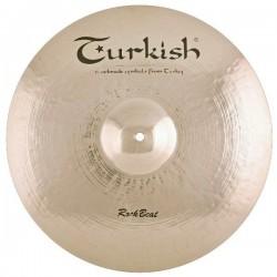 "Crash Turkish 16"" Rock Beat Dark"