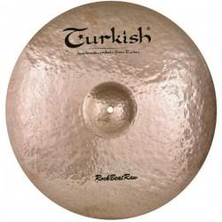 "Crash Turkish 18"" Rock Beat Raw"