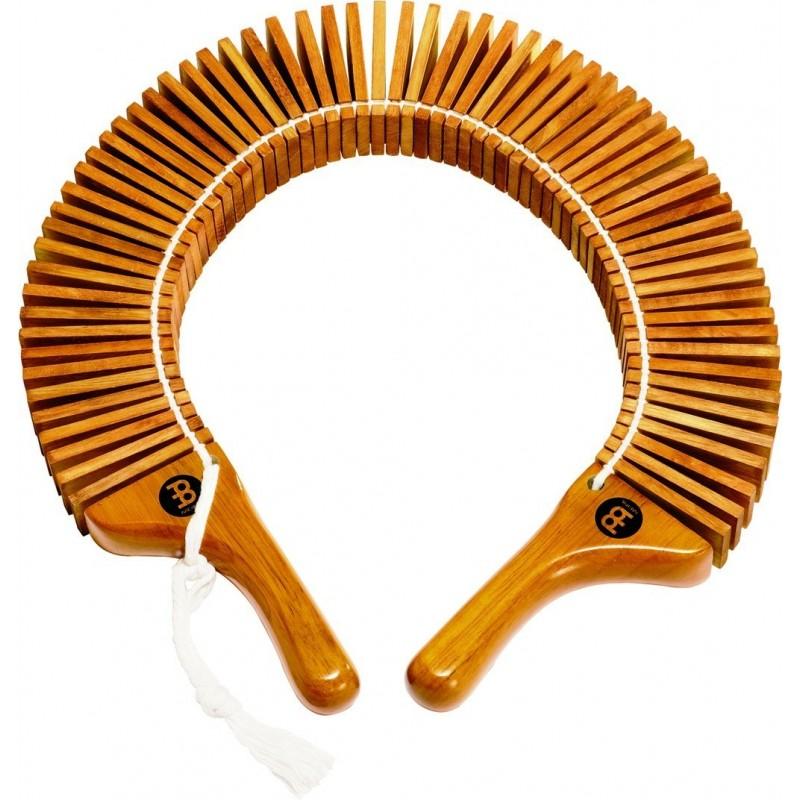 Kokiriko de madera color ambar