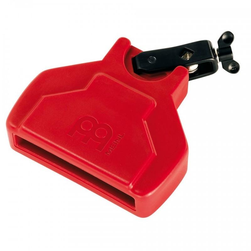Cencerro Meinl grande low pitch color rojo