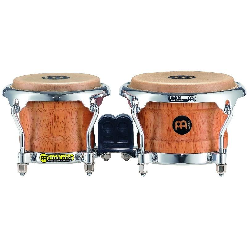 Mini bongo Meinl Free Ride 3 1/2 & 4 1/4