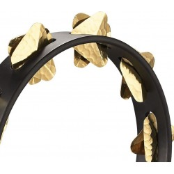 Tamborin aro de madera 10¨ detalle