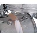 Bateria Gretsch CATALINA STREET Silver Sparkle 2