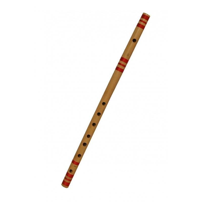 Bansuri flauta de bambu de La India en G/SOL 2