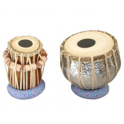 Tabla Set Decorado Relieve Niquelado