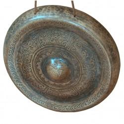 Gong Tibetian Oración, 11 pulgadas (28 cm)