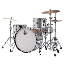 Bateria Gretsch CATALINA ROCK Mirror Chrome