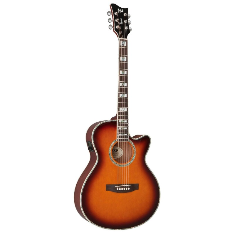 Guitarra Electroacustica ESP EQ Fishman