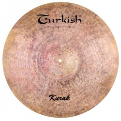 "Crash Turkish 18"" serie Kurak"