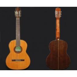 Guitarra clasica Breyer pino abeto selccionado y nogal