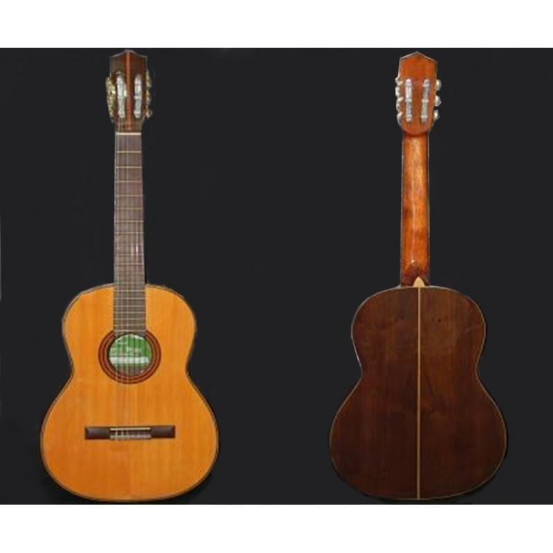 Guitarra clásica Breyer pino abeto selccionado y nogal