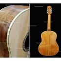 Guitarra clásica Breyer Luthier 100 algarrobo abeto americano, incienso, cedro dos